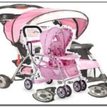 Baby Doll Car Seat And Stroller Combo