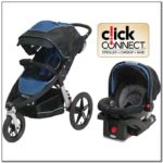 Convertible Car Seat With Stroller Combo