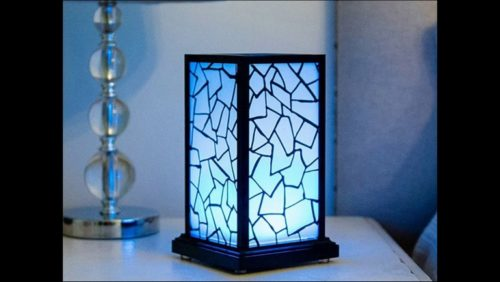 Diy Long Distance Touch Lamp