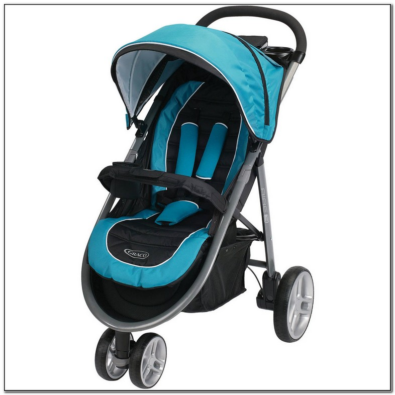 Graco Aire3 Click Connect Stroller Parts