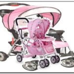 Graco Baby Doll Stroller With Car Seat