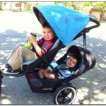 How To Fold A Phil And Ted Double Stroller