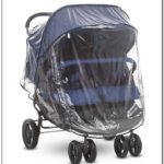 Joovy Scooter X2 Double Stroller Rain Cover