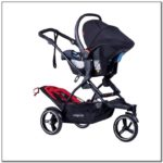 Phil And Ted Dot Double Stroller