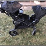 Used City Select Double Stroller Ottawa