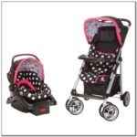 Walmart Minnie Mouse Car Seat And Stroller