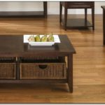 Coffee And End Table Sets With Storage