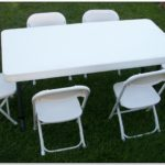 Party Tables And Chairs For Rent