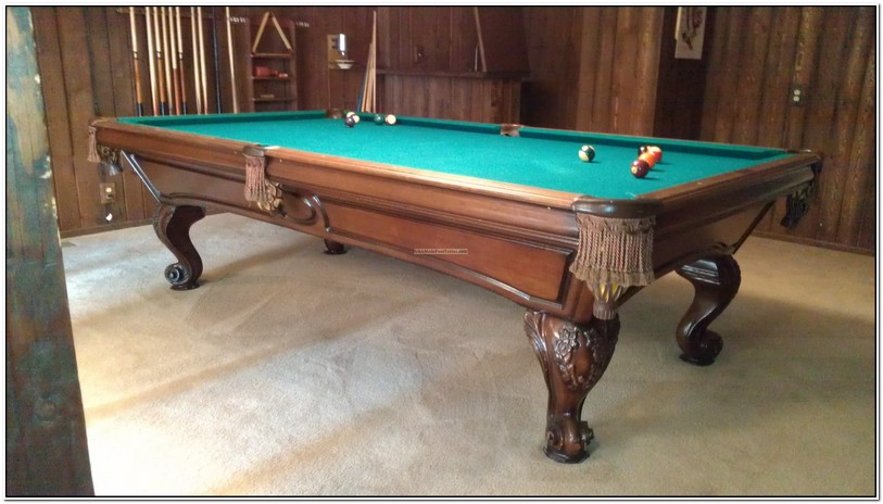 Pool Table Felt Replacement San Diego