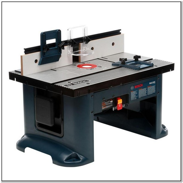 Porter Cable Router Table Home Depot