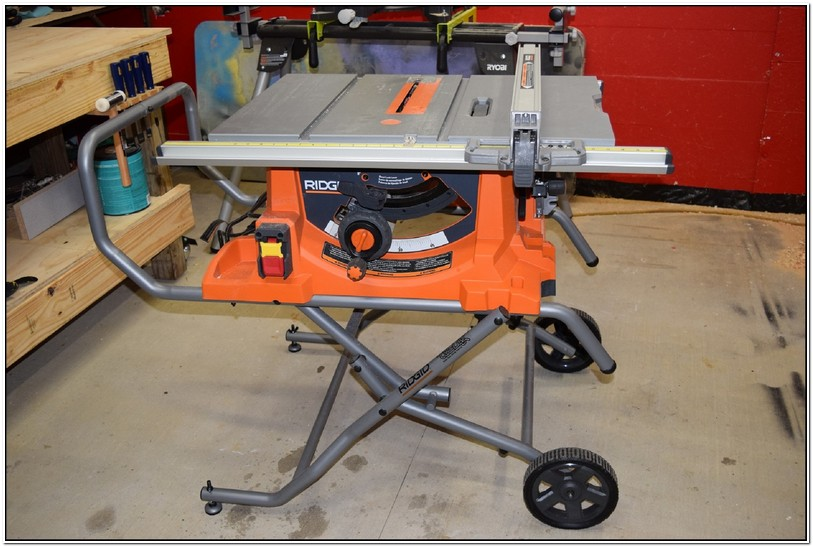Ridgid Table Saw Parts R4513