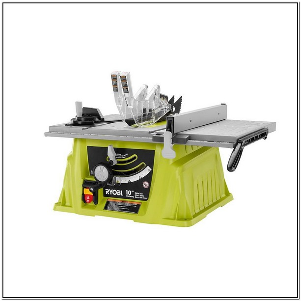 Ryobi 10 Inch Table Saw Home Depot