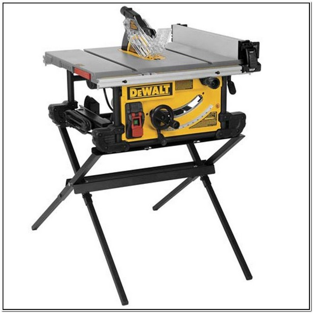 Ryobi 10 Inch Table Saw With Stand