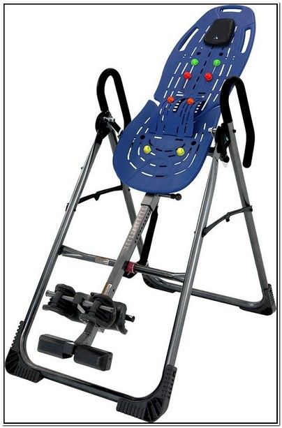 Teeter Inversion Table How To Use