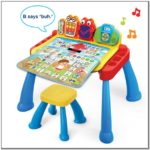 Vtech Learning Table Pink