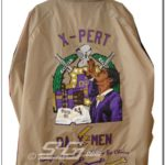 Custom Omega Psi Phi Jacket