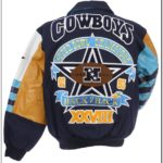 Dallas Cowboys Commemorative Super Bowl Jacket