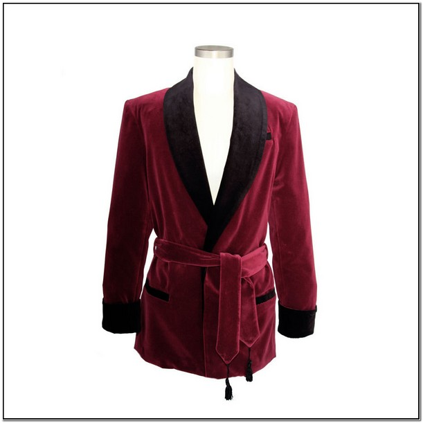 Smoking Jacket For Sale