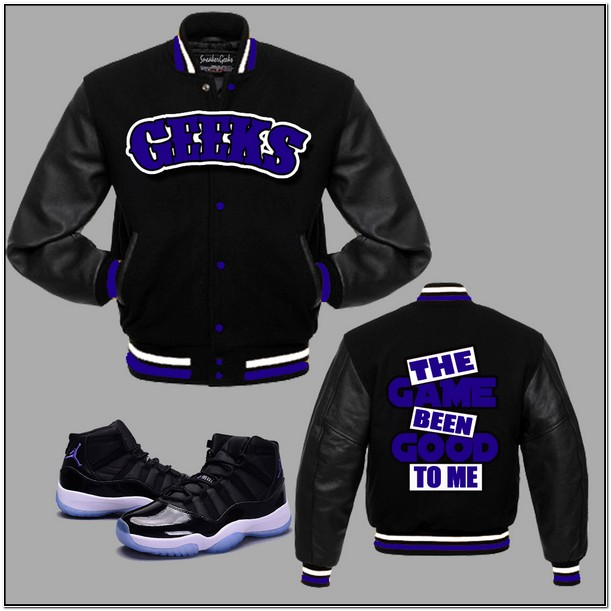 Space Jam Jacket For Sale